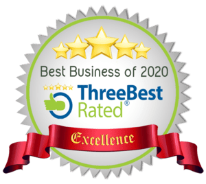Best Business of 2020 - Excellence Award